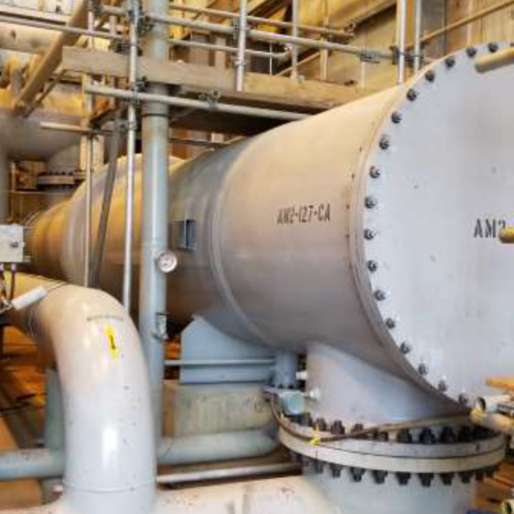 AUX Boiler Inspection Support