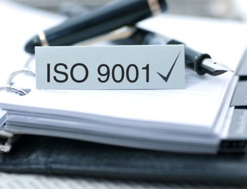 Vision Completes a Successful ISO 9001 Audit