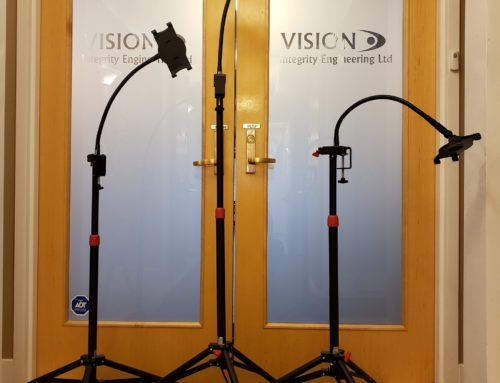 Vision Steps Up to Support AHS
