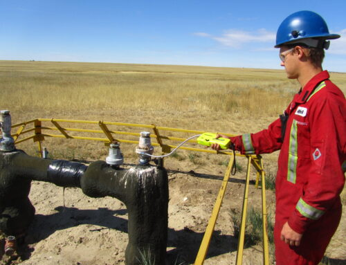 Vision Integrity Now Offering Pipeline Right of Way Inspections